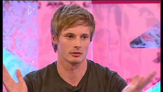 ������ ���� 2012� Bradley James