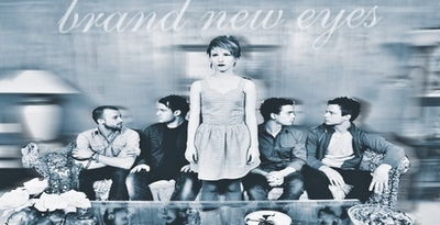Brand New Eyes wallpaper called Brand New Eyes Signatures