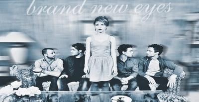 Brand New Eyes wallpaper entitled Brand New Eyes Signatures