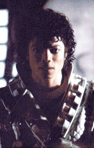 Captain EO Sexy Gaze