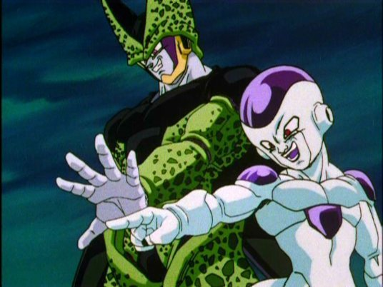Cell and Frieza images Cell and Frieza wallpaper and ...
