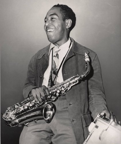 Jazz wallpaper called Charlie Parker
