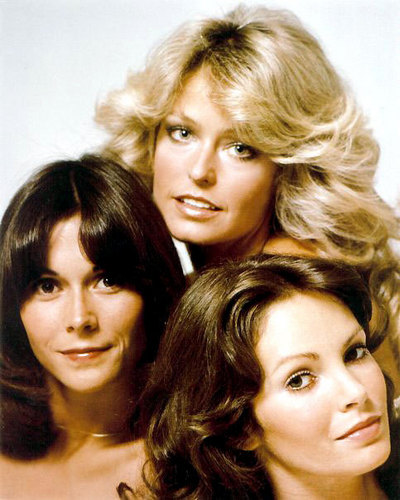 Charlie's Angels 1976 wallpaper called Charlie's Angels