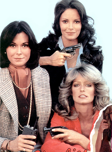 Charlie's Angels 1976 wallpaper titled Charlie's Angels