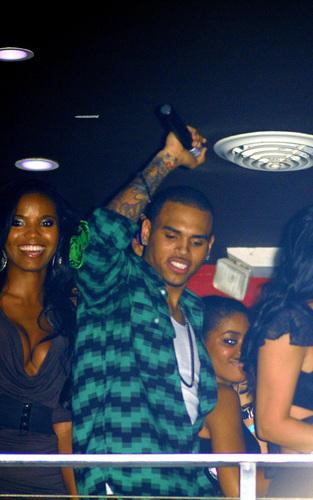 Chris Brown*