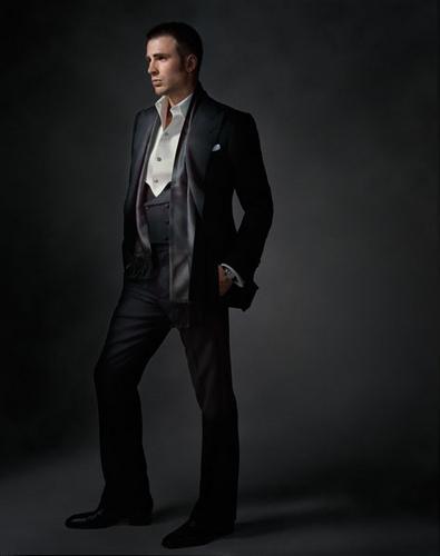 Chris Evans- various Photoshoot фото