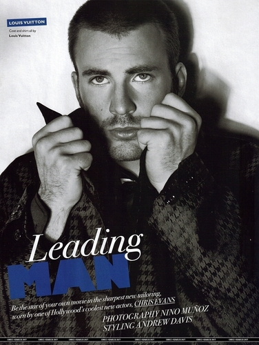 Chris Evans- various Photoshoot foto-foto