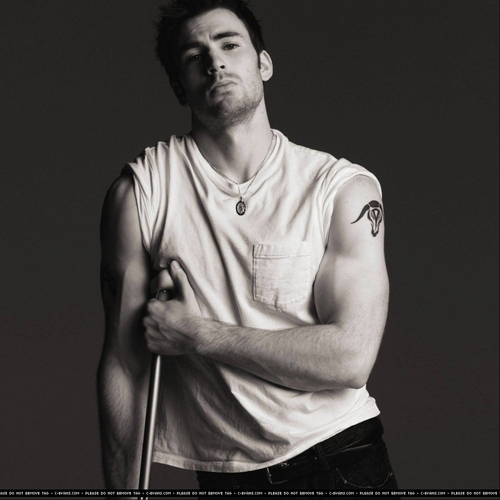 Chris Evans- various Photoshoot foto's
