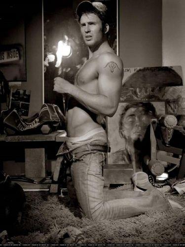 क्रिस एवांस वॉलपेपर entitled Chris Evans- various Photoshoot चित्रो