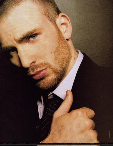 क्रिस एवांस वॉलपेपर titled Chris Evans- various Photoshoot चित्रो
