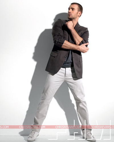 Chris Evans- various Photoshoot picha