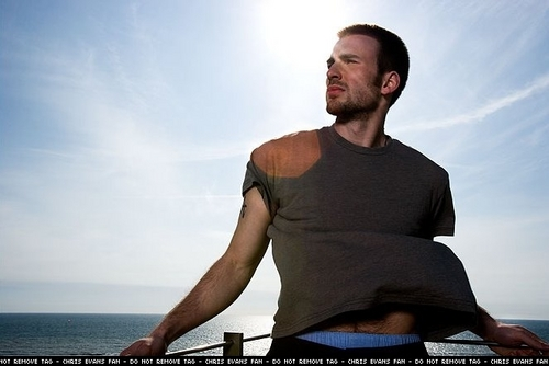 Chris Evans- various Photoshoot Fotos