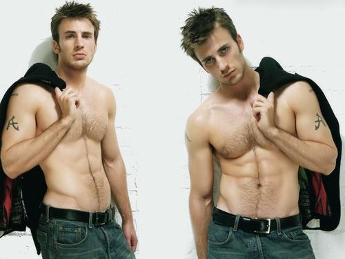 Chris Evans- various Photoshoot photos - chris-evans Photo