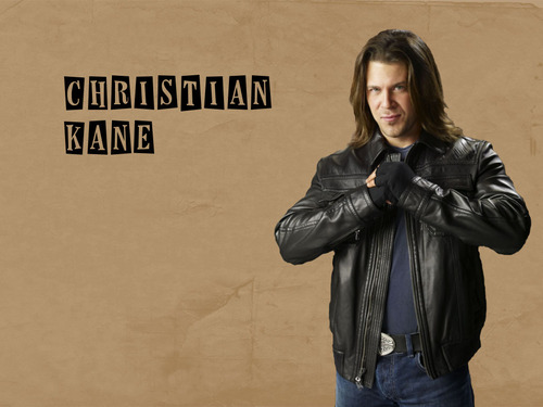 Christian Kane wallpaper titled Christian Kane walls by me