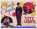 City Lights Posters Movie - charlie-chaplin fan art