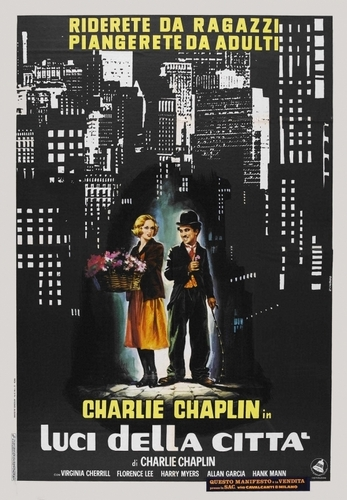 City Lights Posters Movie