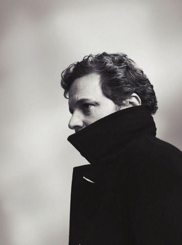 Colin Firth in Manhattan magazine