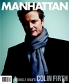 Colin Firth on cover of Manhattan magazine - colin-firth photo