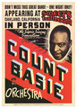 Count Basie and His Orchestra (show poster) - jazz fan art