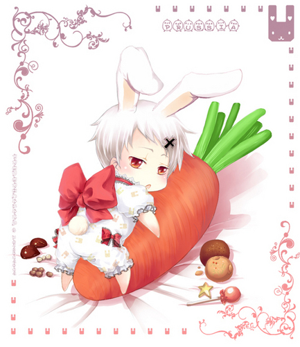 Hetalia wallpaper called Cute Prussia<3
