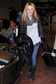 Dakota And Kristen Arriving In Utah For Sundance