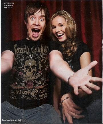 David And Kristy Lee