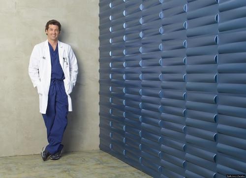 Derek Shepherd- Season Promo photoshoot