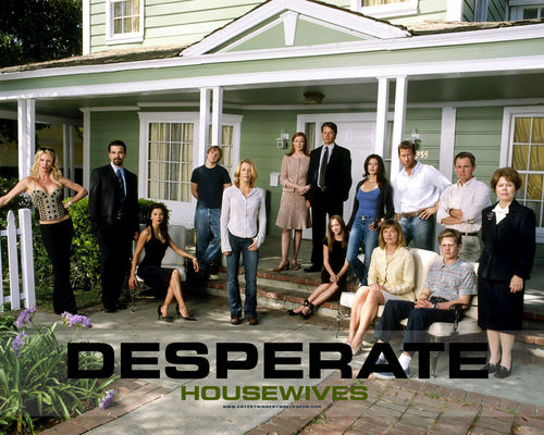 Desperate Housewives - desperate-housewives Wallpaper