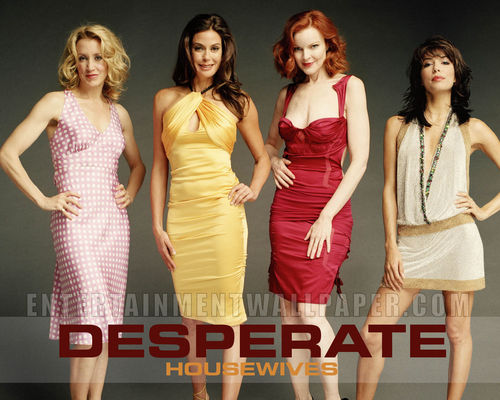 Desperate Housewives wallpaper titled Desperate Housewives