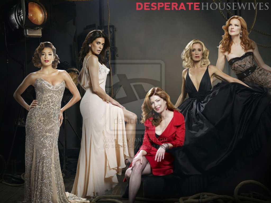 Desperate Housewives - I segreti di Wisteria Lane