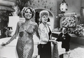 Diana Rigg and Maggie Smith
