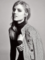 Dianna Agron Photoshoot in Interview Magazine