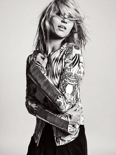 Dianna Agron Photoshoot in Interview Magazine