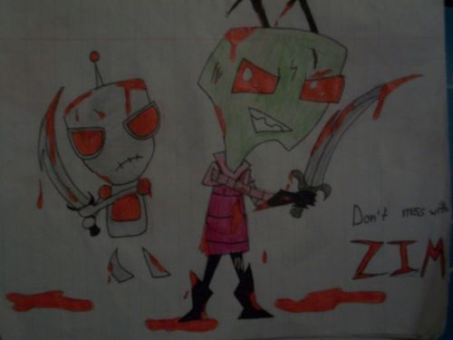 Don't mess with ZIM