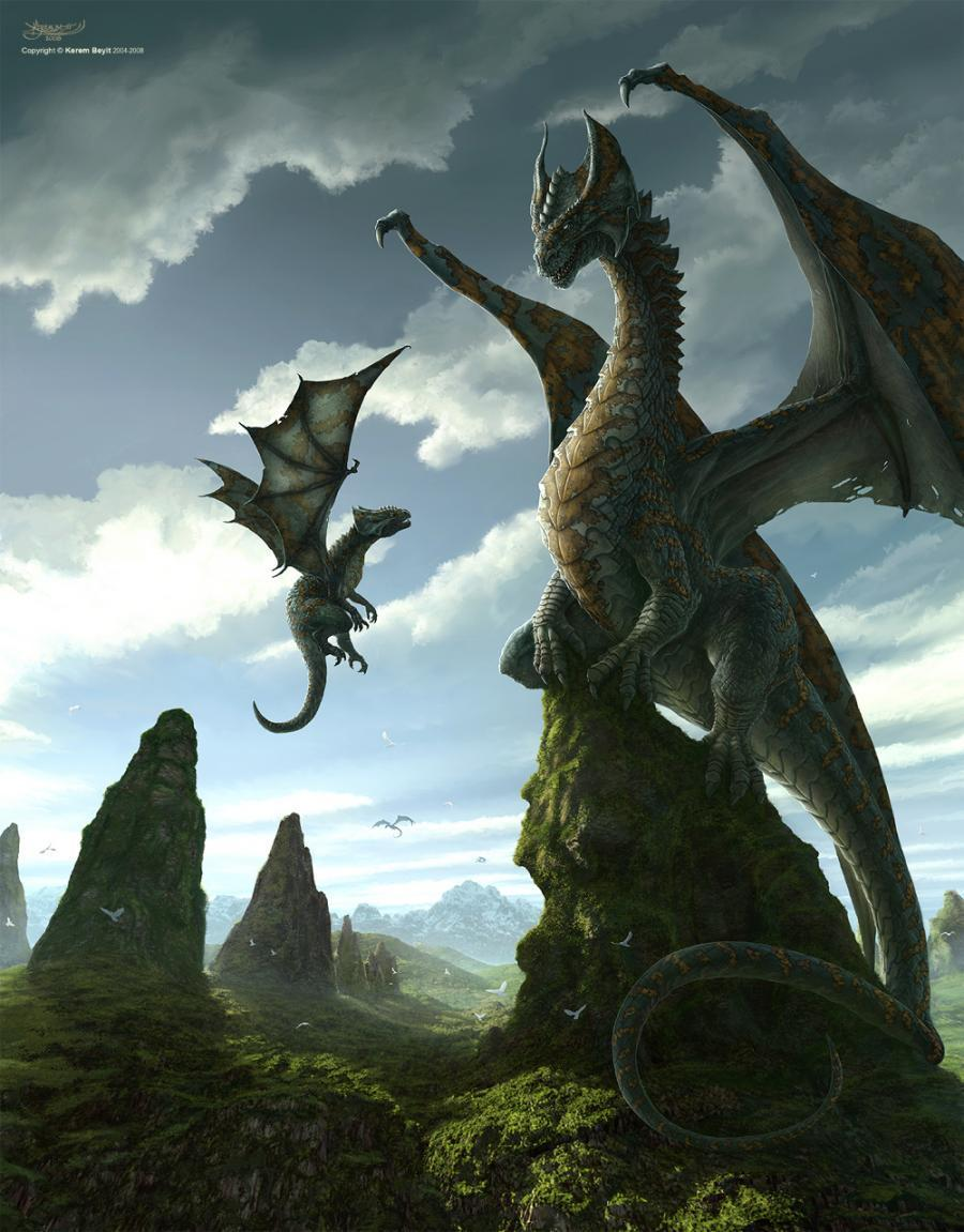 Dragons images Dragons HD wallpaper and background photos ...