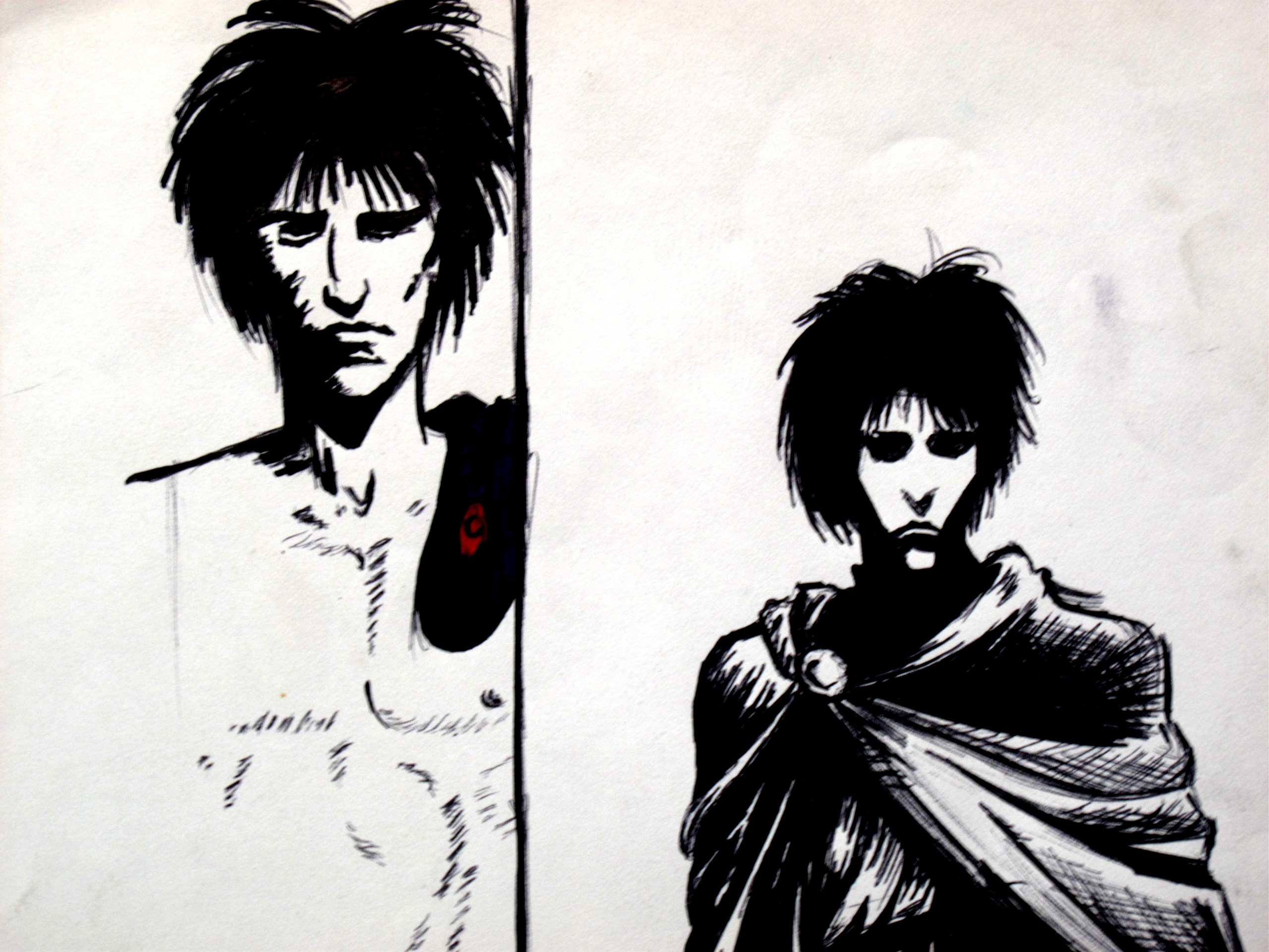 the story of sandman and the dreaming mind enkidu Dream of the endless (morpheus) was the anthropomorphic personification of the concept of dreaming he dwelled within a realm called the dreaming, from where he controlled the aspects of fantasy and reality in the universe he was the protagonist of neil gaiman's landmark vertigo series the sandman.