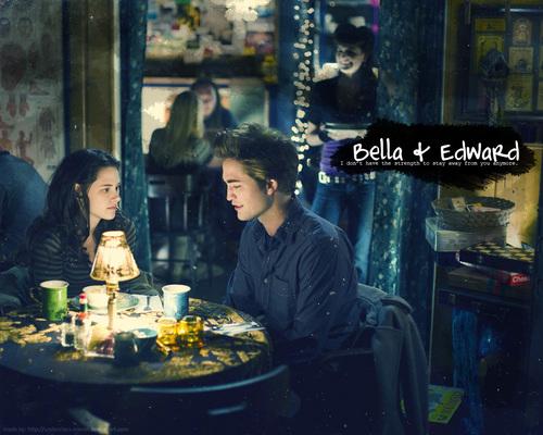 Edward & Bella - Twilight