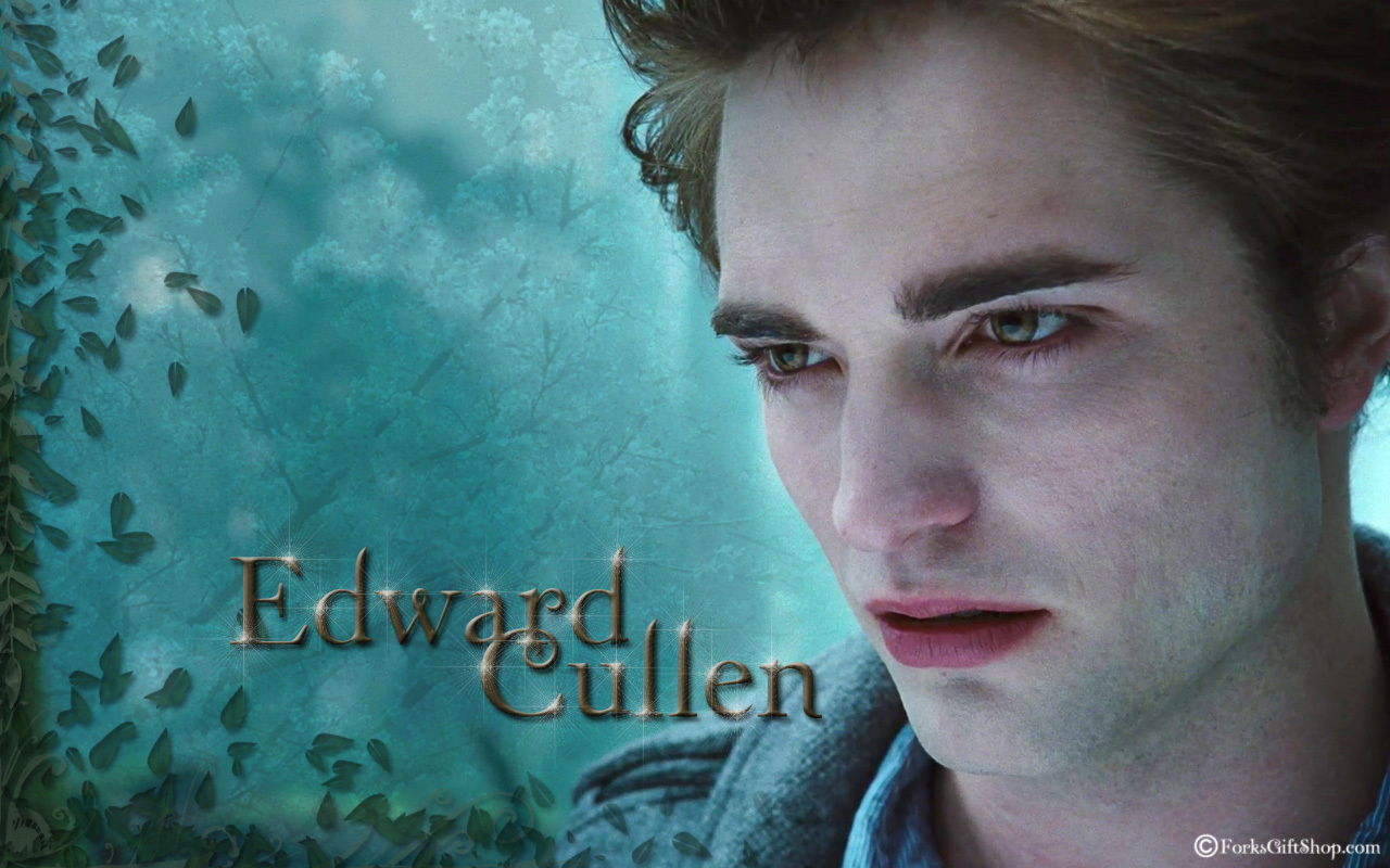 Edward cullen twilight series wallpaper 10091225 fanpop Twilight edward photos