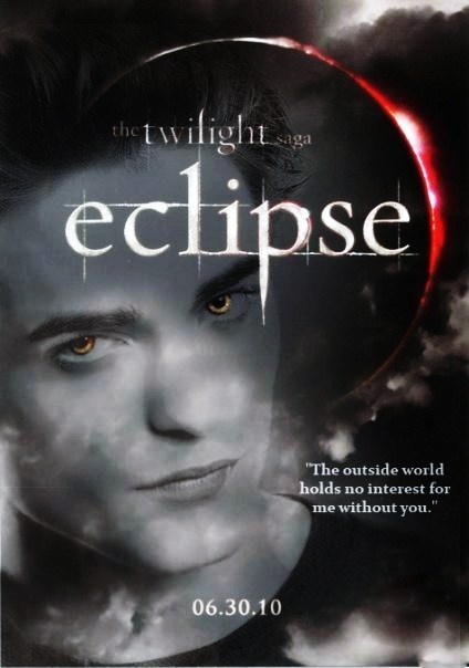 Edward - Eclipse - twilight-series fan art