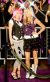Emily Osment & Miley Cyrus - miley-and-lily photo