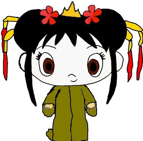Empress Kai-Lan