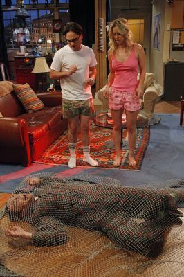 "Episode Stills from ""The Bozeman Reaction"""