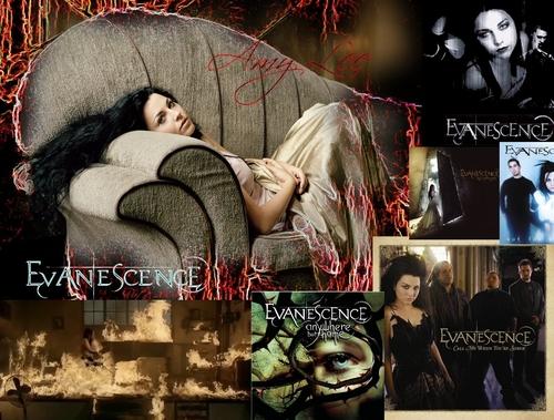 Evanescence/AmyLee walpaper