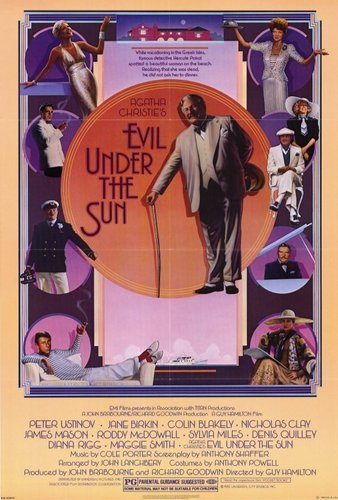 Evil Under the Sun (movie poster)