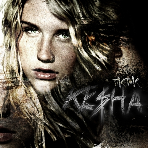 Ke$ha fond d'écran entitled fan Made Album Covers