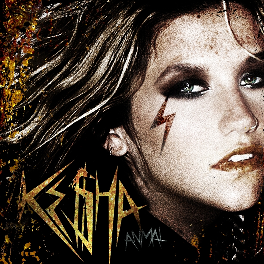 Kesha Cannibal Album Cover