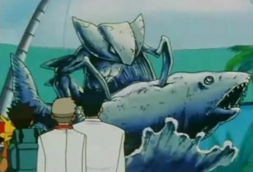 isda appearing in Pokémon. There ARE animals!