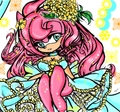 Flower Princess - amy-rose fan art