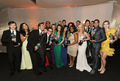 Glee cast @ the SAG awards 2010 - glee photo