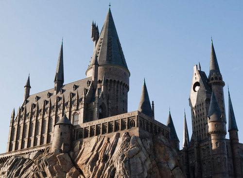 HP Theme Park (Hogwarts)